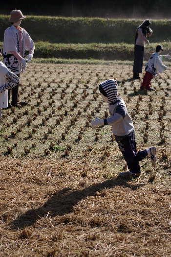 癒しの「やまくにかかしワールド」2012~子どもワールドその33