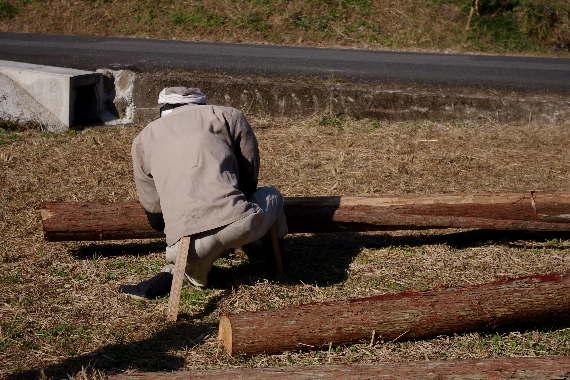 癒しの「やまくにかかしワールド」2012~ステキな村人たち 6