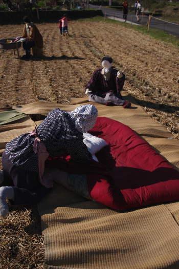 癒しの「やまくにかかしワールド」2012~ステキな村人たち 4