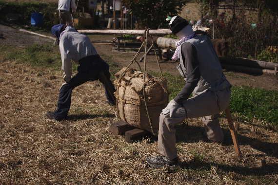 癒しの「やまくにかかしワールド」2012~ステキな村人たち 7
