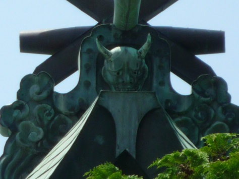 大善寺玉垂宮の御朱印10