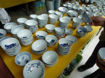 陶器市前日2