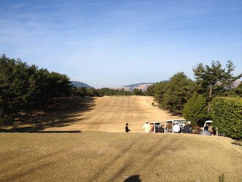2012_12_29ゴルフ1