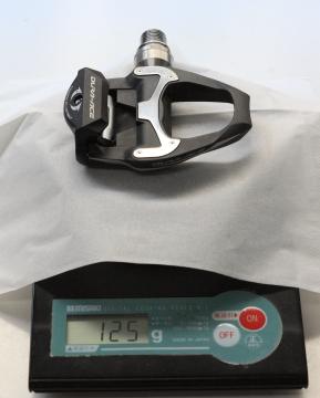PD9000右ペダル重量