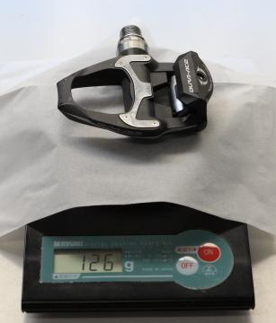 PD9000左ペダル重量