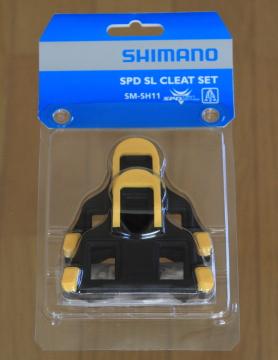 黄色クリートSM-SH11