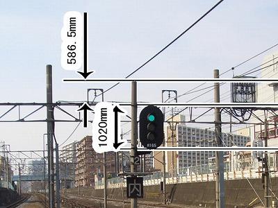 信号機 LED