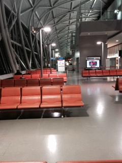 関西国際空港搭乗口