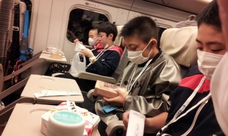 行き新幹線2