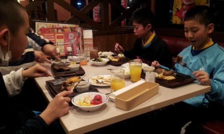 25夜飯2