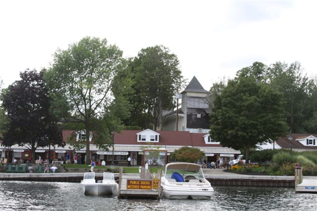 Lake George Village