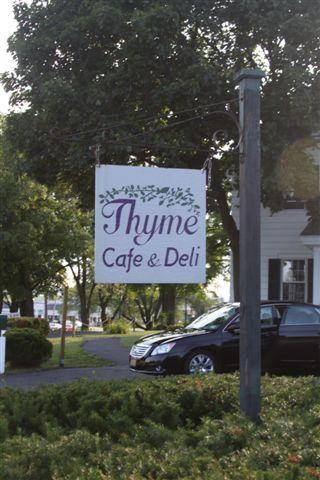 Thyme Cafe & Deli