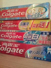 外国 歯磨き粉