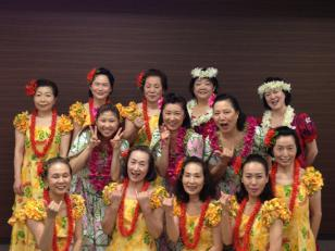 中川文化教室・八事イオン文化教室の皆さん