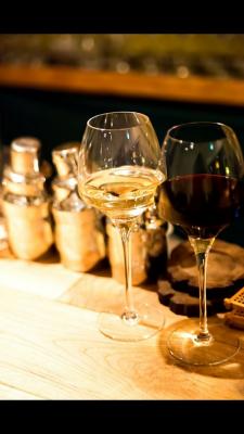 グラスワイン写真データ縮小