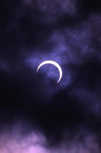 金冠日食 空34