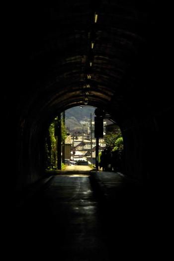 鬼が城トンネル