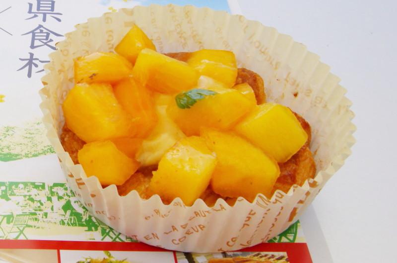 西吉野産 柿のデニッシュ