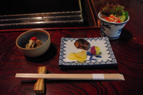 前菜 小鉢 サラダ