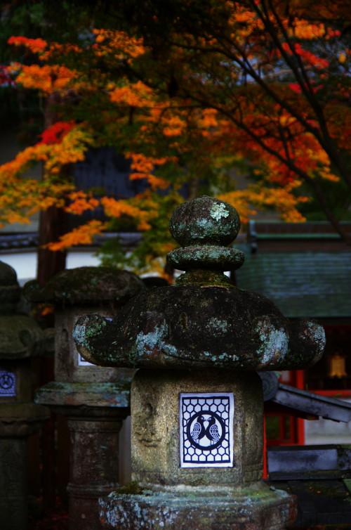 手向山神社 灯篭