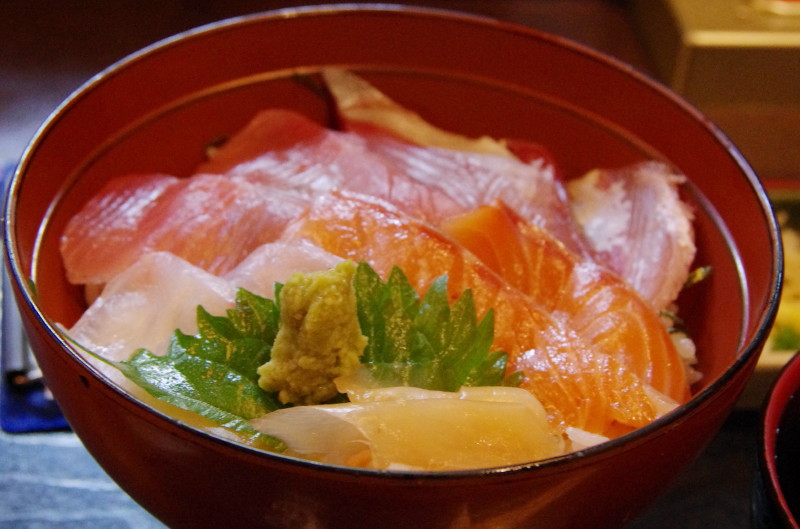 海鮮丼_2