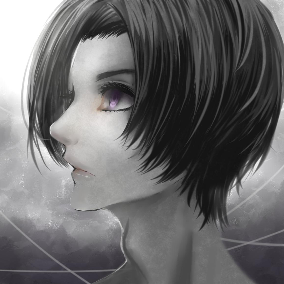 白黒ver.