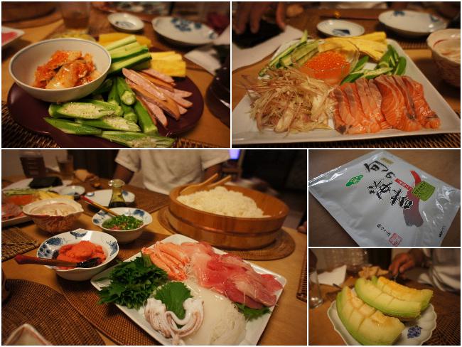コピー ~ 2012-07-22 手巻き寿司会2