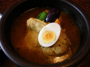 仙台 Kanakoのスープカレー屋さん