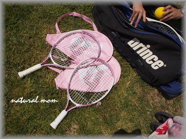 テニスデビュー