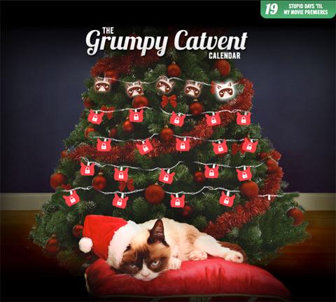 grumpycatventcalendar