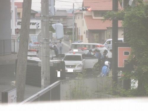 岡山県倉敷市東富井大高西交差点 201206050915
