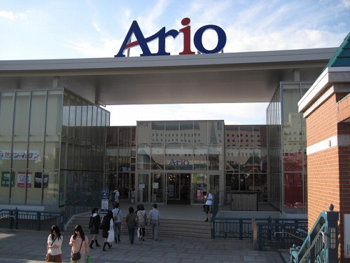 Ario&OUTLET 20120927