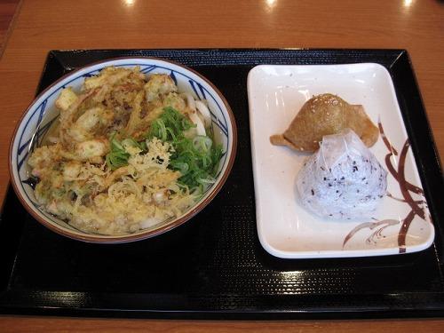 丸亀製麺 20121125