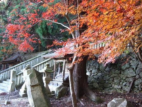 播州龍野・龍野神社 20121203