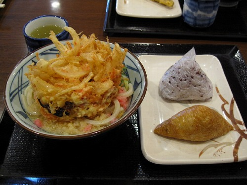 丸亀製麺 20130104