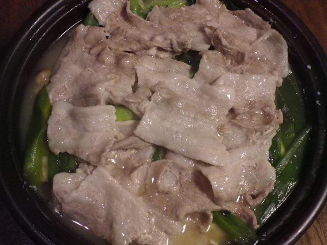 京風肉豆腐