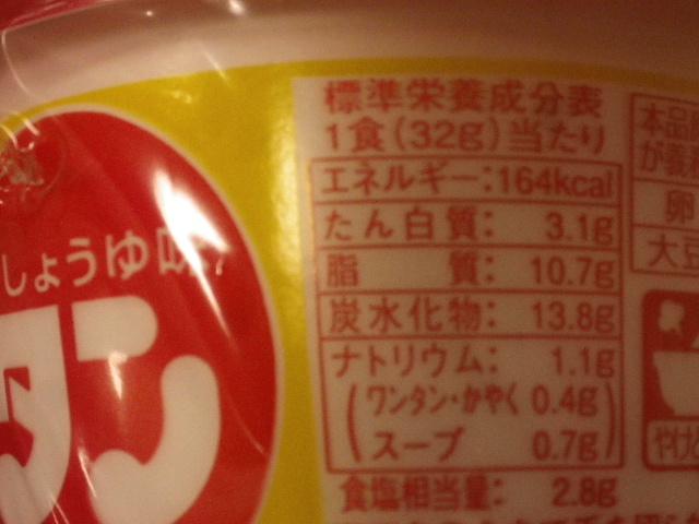 ワンタン糖質