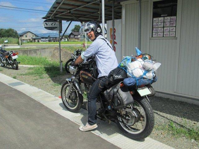 北海道帰りの日大生