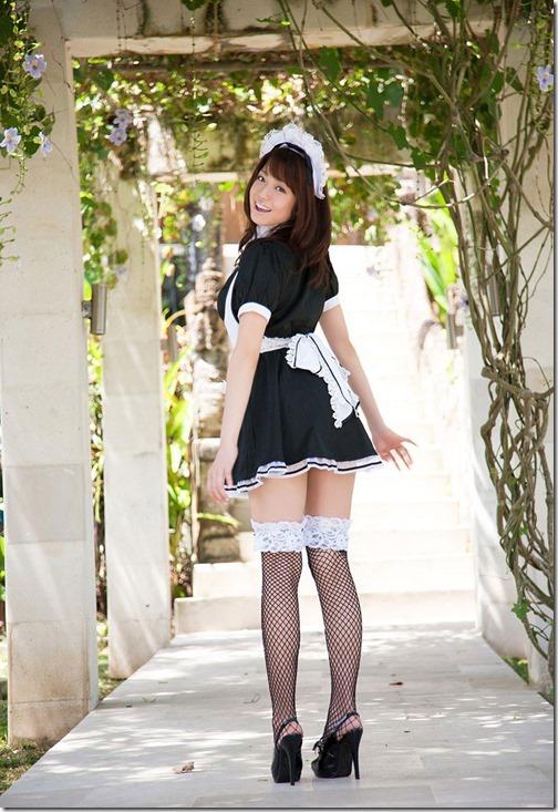 【ミニスカ絶対領域エロ画像】パンツが見えてなくても抜けそうなミニスカートのお姉さん画像(50枚)18-s