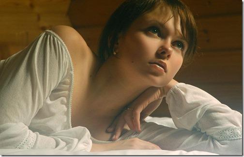 03【世界の射精から;ウクライナ編5キエフ】北緯50度の天使達Anna S