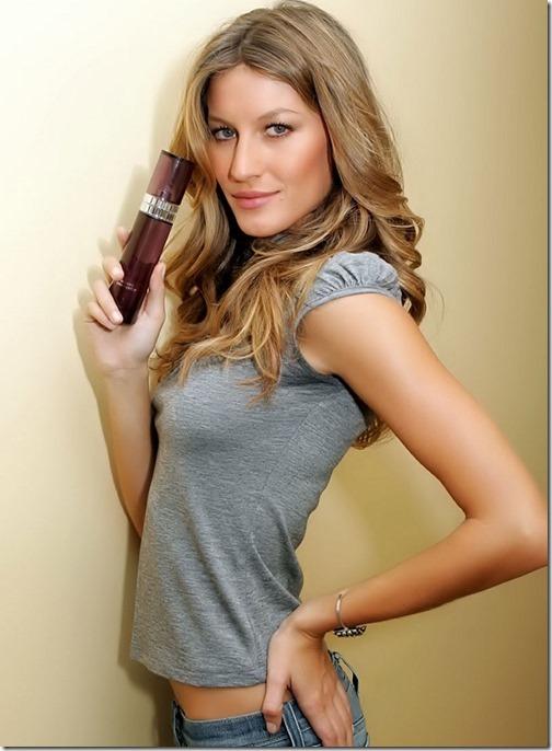 【世界の射精から;特別編ブラジル】世界一有名な香水のCMに出ている世界一のスーパーモデル、ジゼル・ブンチェンGisele Bündchen10