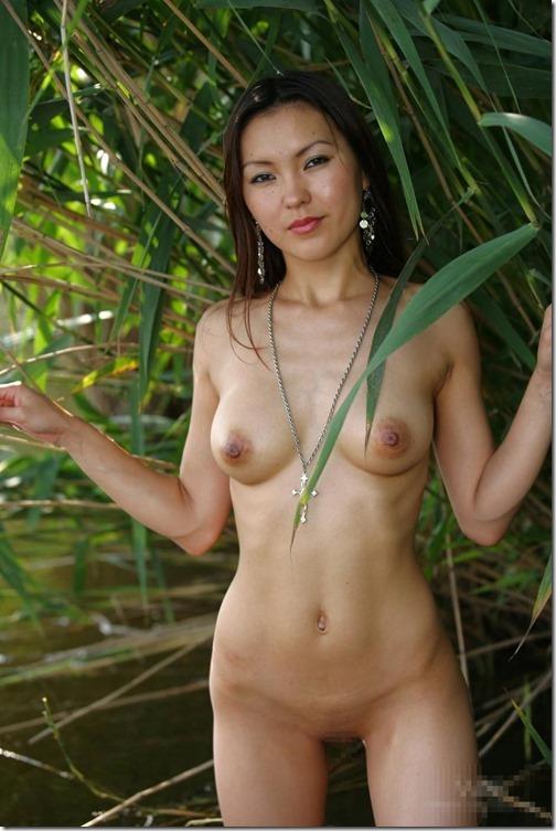27【世界の快道でイク!;モンゴル国(Mongolia)編】緑の草原を渡る風の様なキミに。Annie Ling07