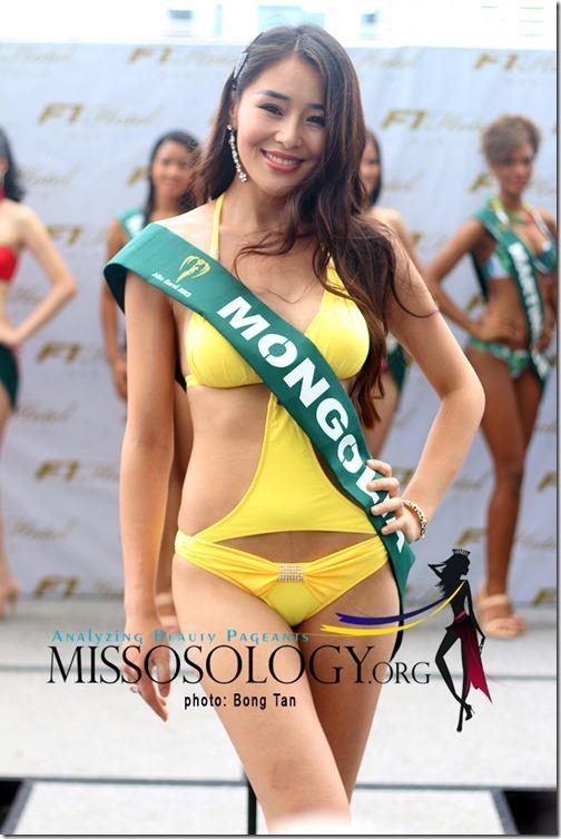 【世界の快道でイク!;モンゴル国(Mongolia)編】緑の草原を渡る風の様なキミに。Miss Earth Mongolia