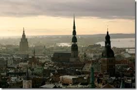 01【世界の射精から:ラトビア共和国編】バルト海に育まれたエロ美しい妖精達への賛歌首都Riga全景