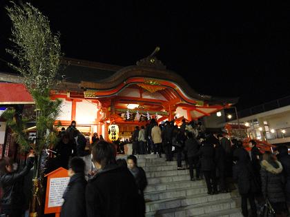 130104:花園神社