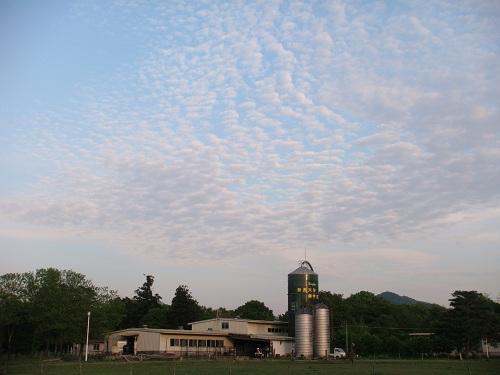 2012 今日の村松ステーションの空-5月-
