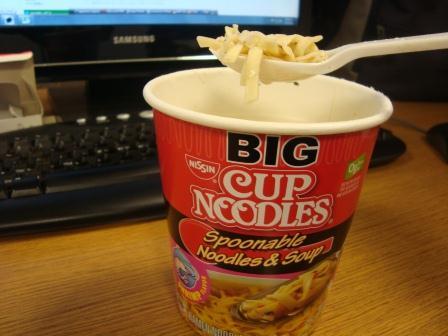 6-8 cup noodle ebi