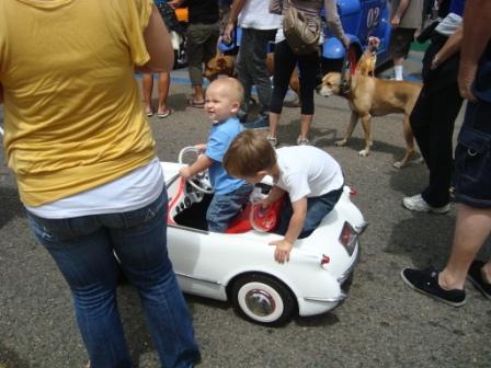 6-10 KIDS CAR SHOW
