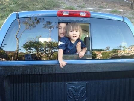6-29 kids truck