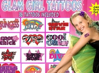 7-15 TATOO GIRL